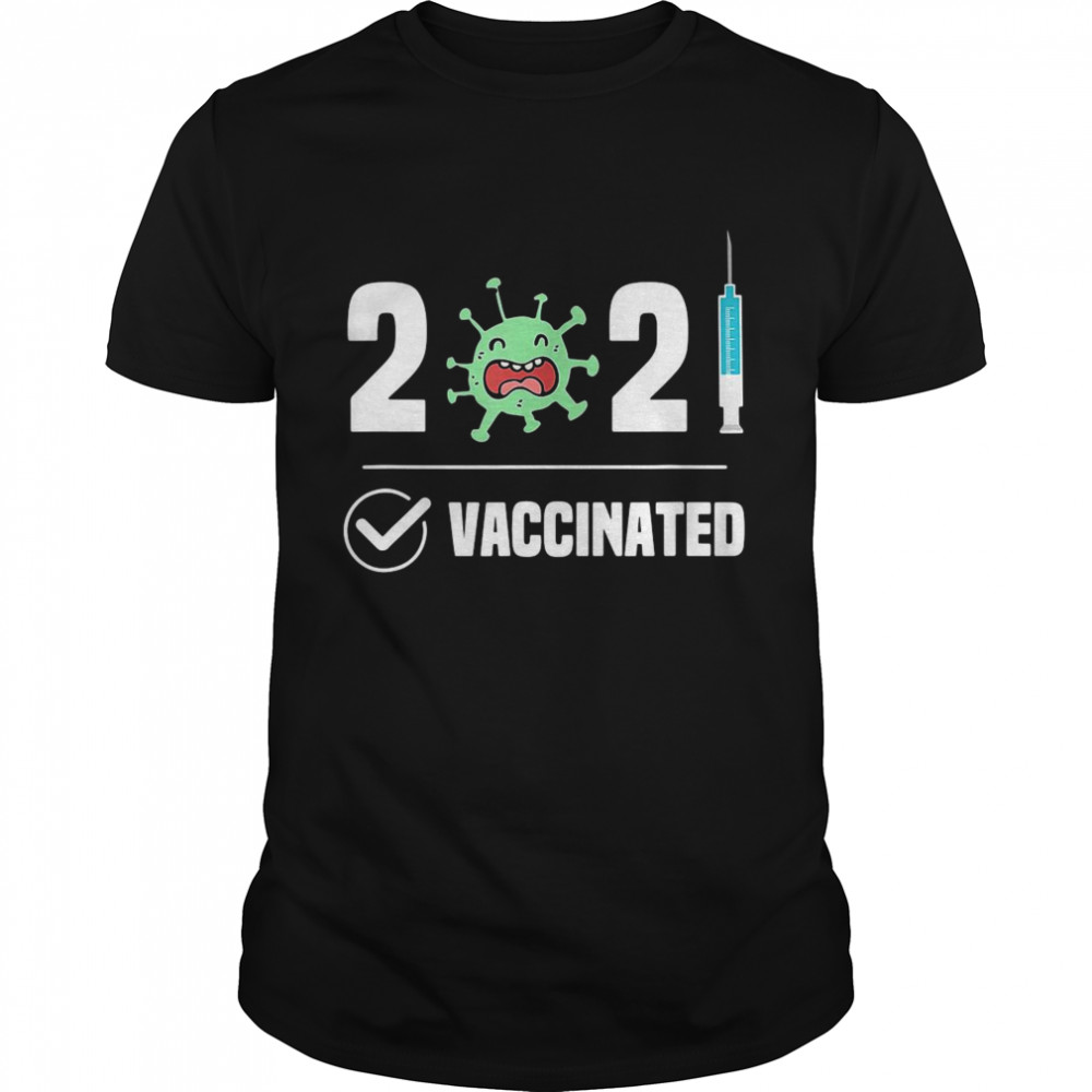 Get Vaccinated 2021 Vaccines Work Vaccination USA T-shirt Classic Men's T-shirt