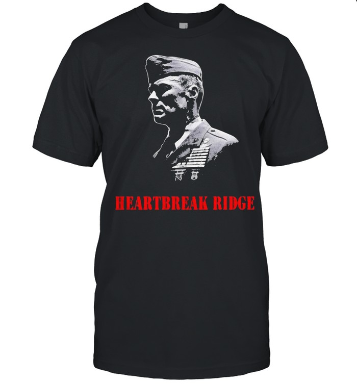 Heartbreak Ridge Veterans  Classic Men's T-shirt