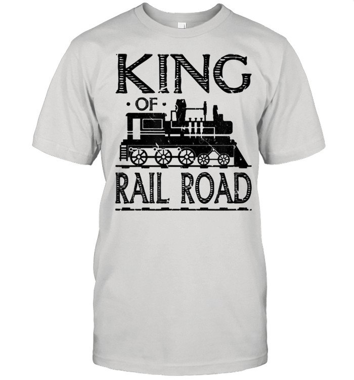 Locomotive Model Train shirt Classic Men's T-shirt