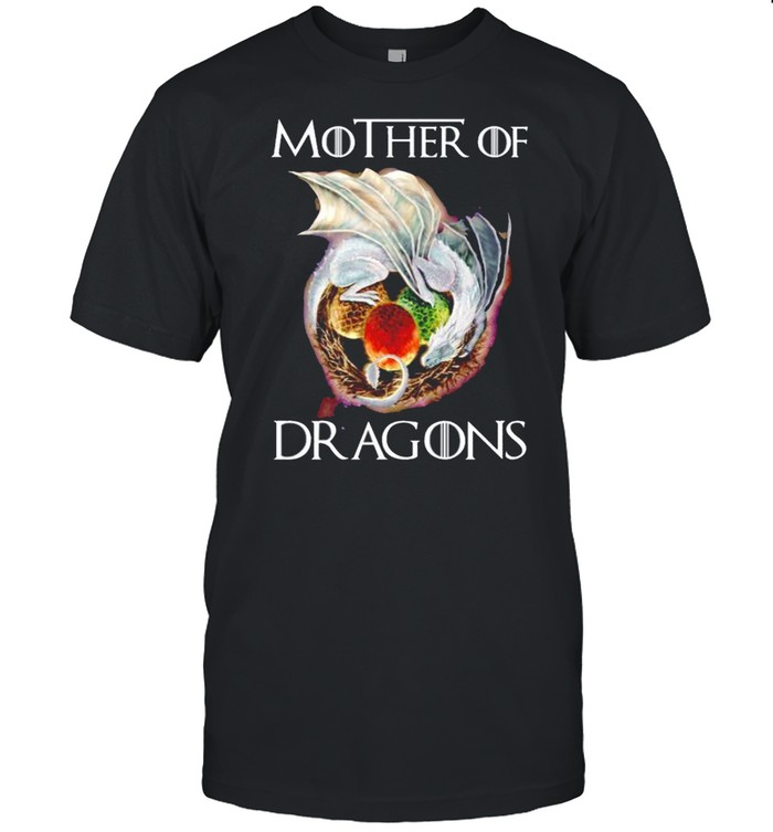 Mother of Dragons Game Of Thrones shirt Classic Men's T-shirt
