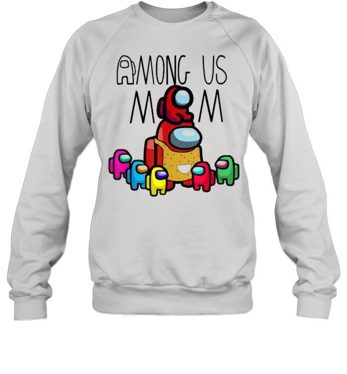 Among Us Mom mother day  Unisex Sweatshirt