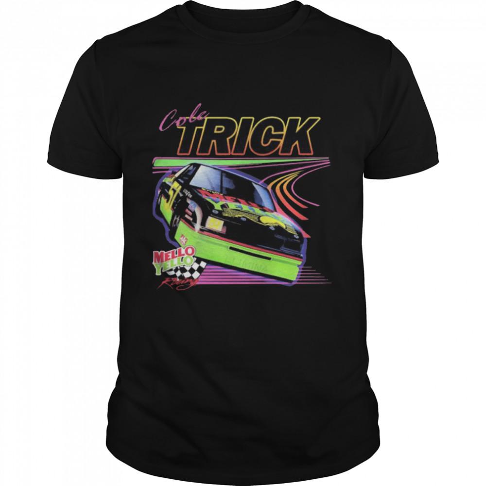 Cole Trick Mello Yello Car  Classic Men's T-shirt