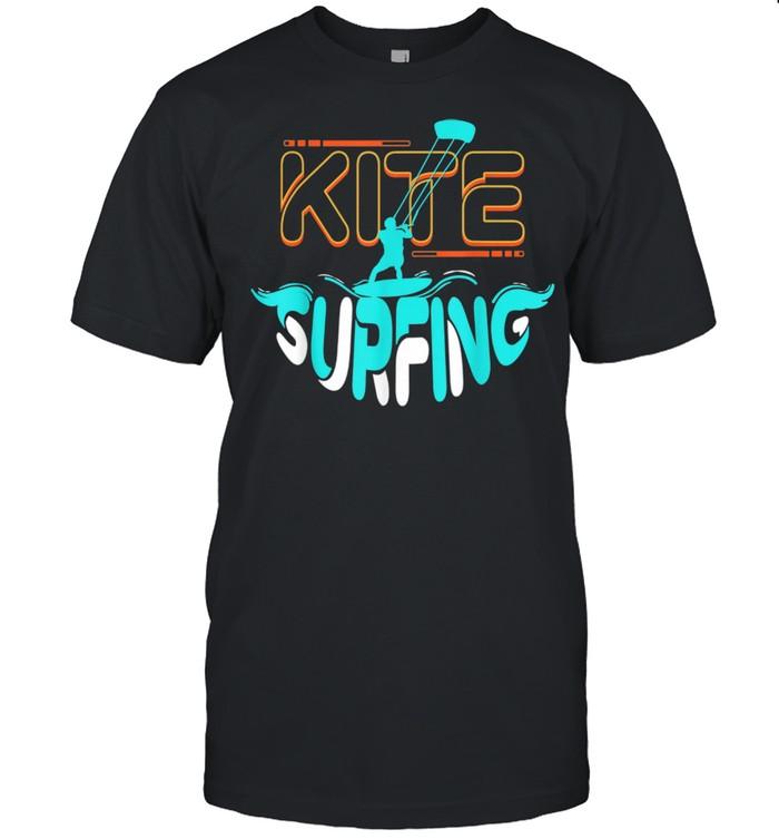 KITE Kiteboarding Kiting Kitesurfing Kitesurfing  Classic Men's T-shirt
