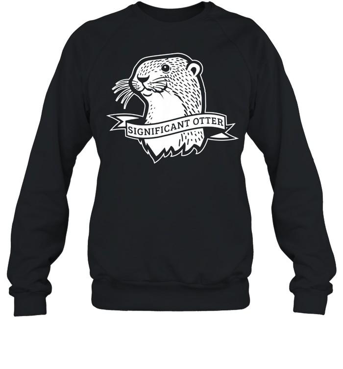 Otter  Unisex Sweatshirt