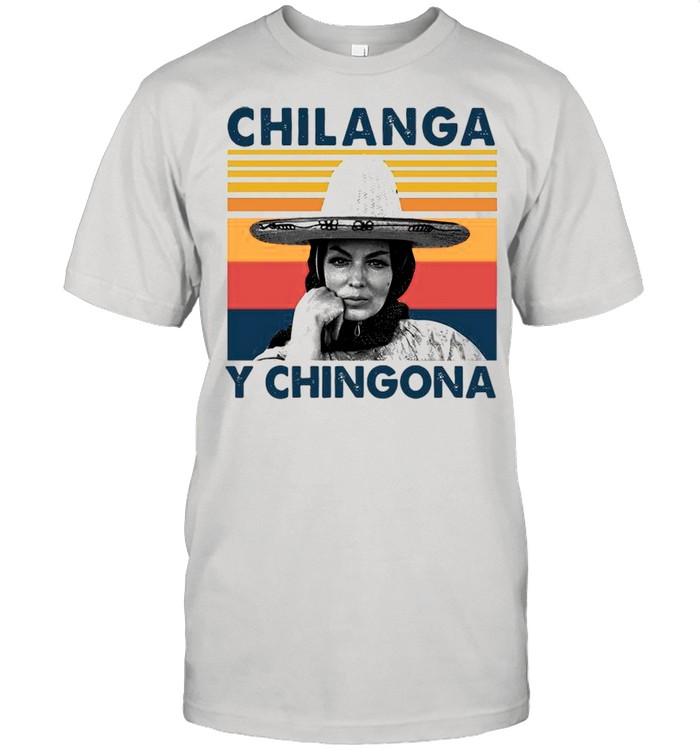 Chilanga Y Chingona Vintage shirt Classic Men's T-shirt