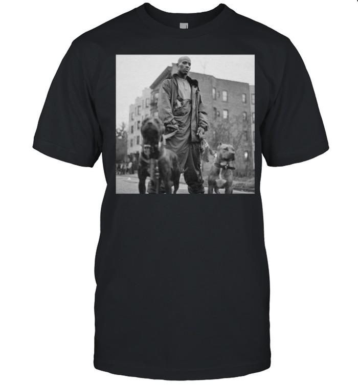 DMX Where My Dogs At shirt Classic Men's T-shirt