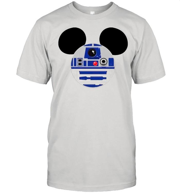 Star Wars Mickey Mouse shirt Classic Men's T-shirt