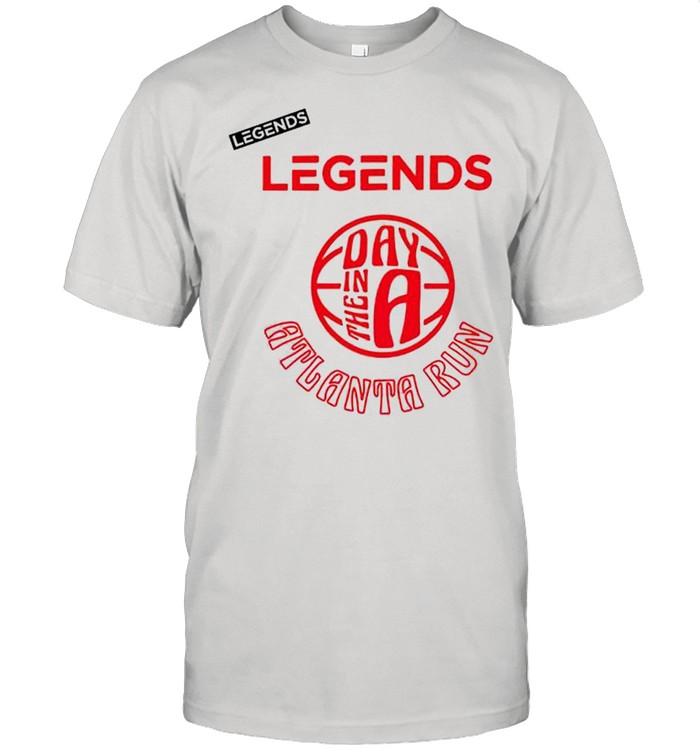 Legends day ALT celebrity basketball shirt Classic Men's T-shirt