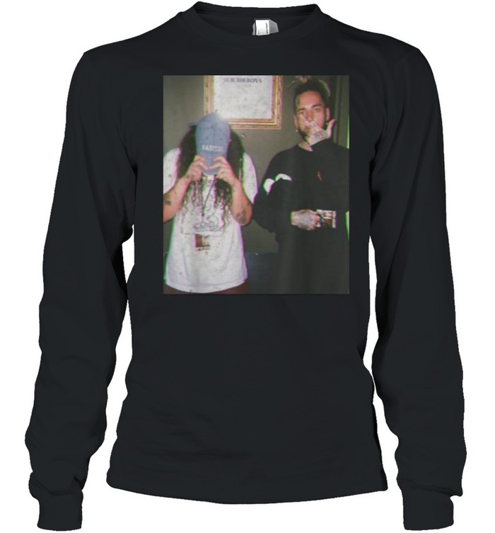 SuicideBoy funny Long Sleeved T-shirt