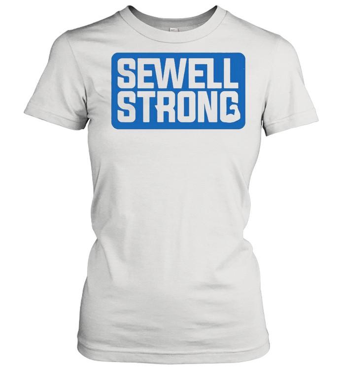 Sewell strong shirt Classic Women's T-shirt