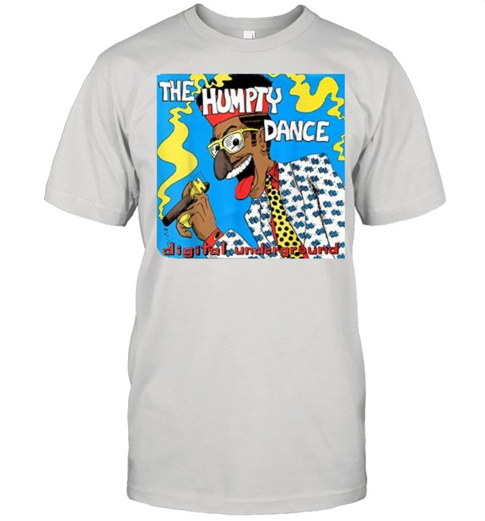 The Humpty Dance Shock Digital underground  Classic Men's T-shirt