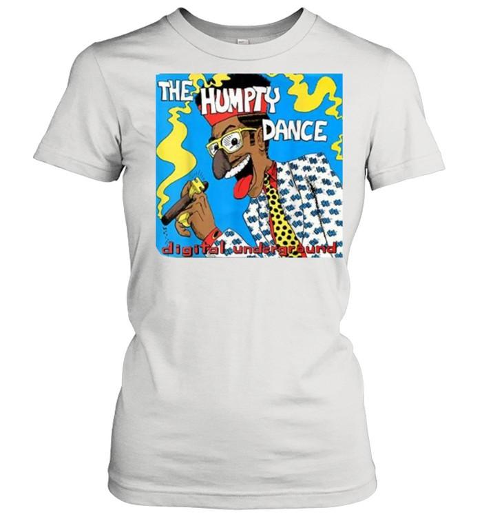 The Humpty Dance Shock Digital underground  Classic Women's T-shirt