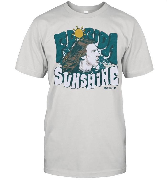 Trevor Lawrence Florida Sunshine Football shirt Classic Men's T-shirt