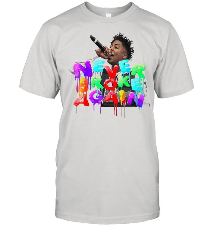 YoungBoy never Broke Again shirt Classic Men's T-shirt