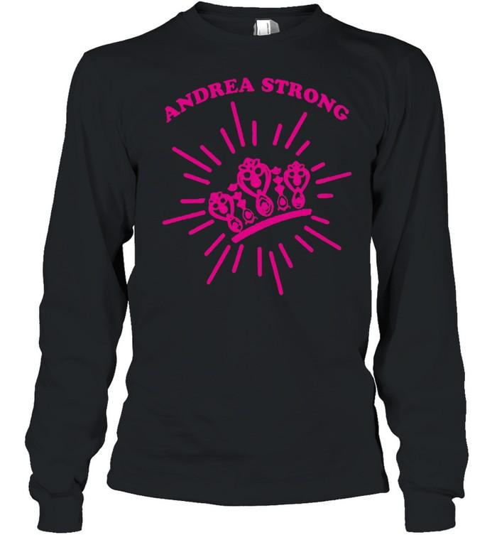Andrea Strong T-shirt Long Sleeved T-shirt