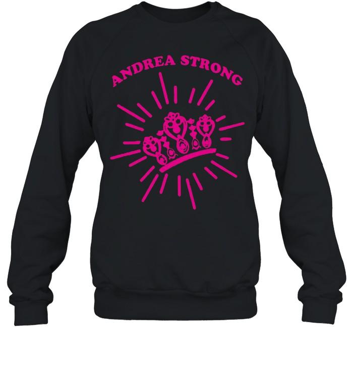 Andrea Strong T-shirt Unisex Sweatshirt