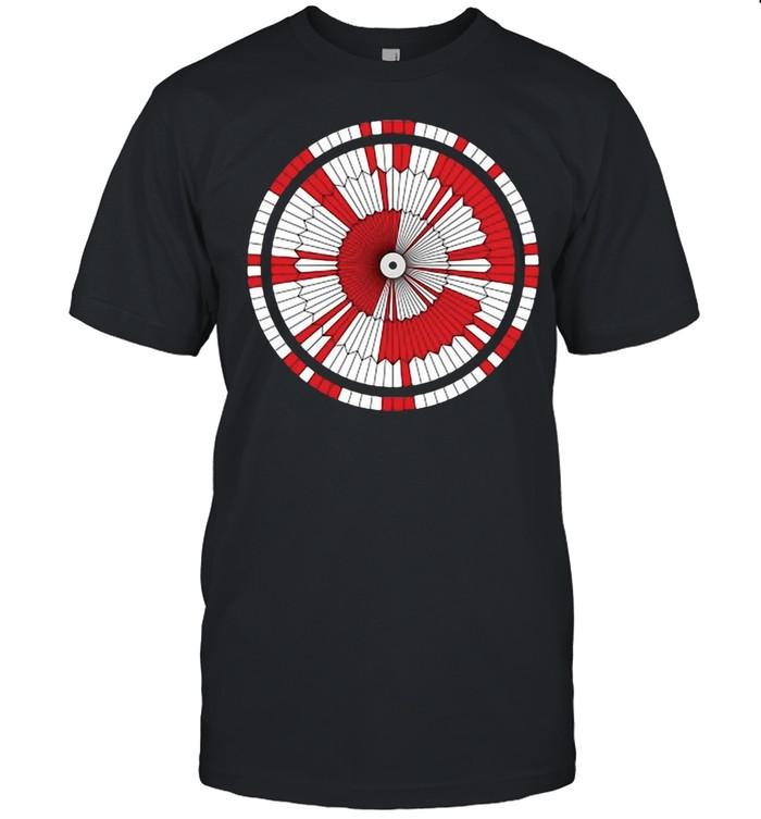 Dare Mighty Things Mars Rover Perseverance Parachute Code T-shirt Classic Men's T-shirt
