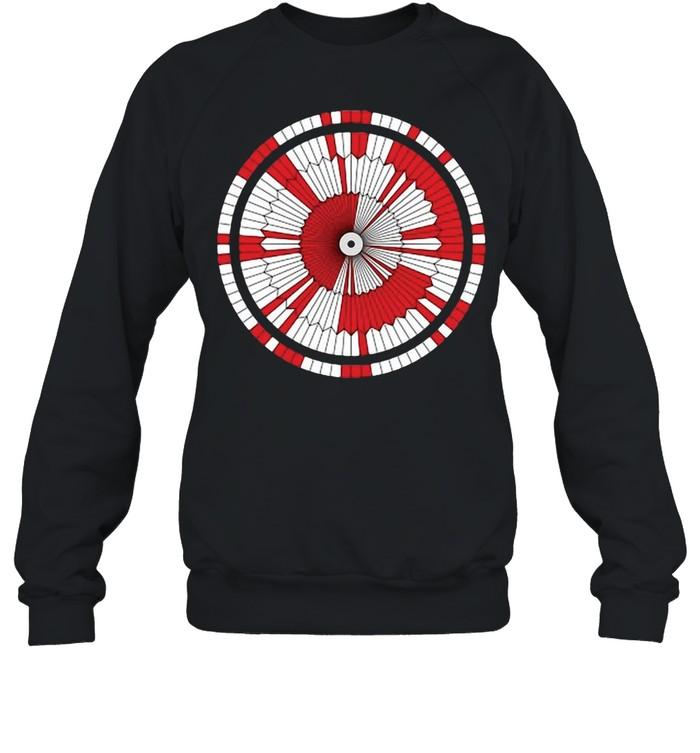 Dare Mighty Things Mars Rover Perseverance Parachute Code T-shirt Unisex Sweatshirt