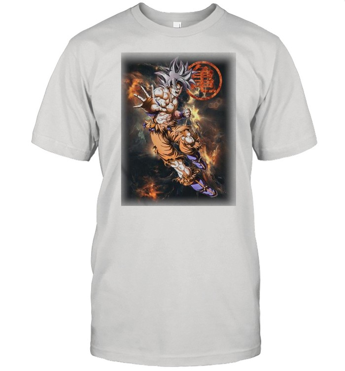 Dragon Ball Z Son Goku shirt Classic Men's T-shirt