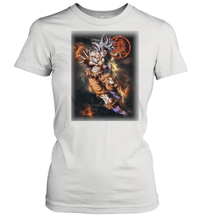 Dragon Ball Z Son Goku shirt Classic Women's T-shirt