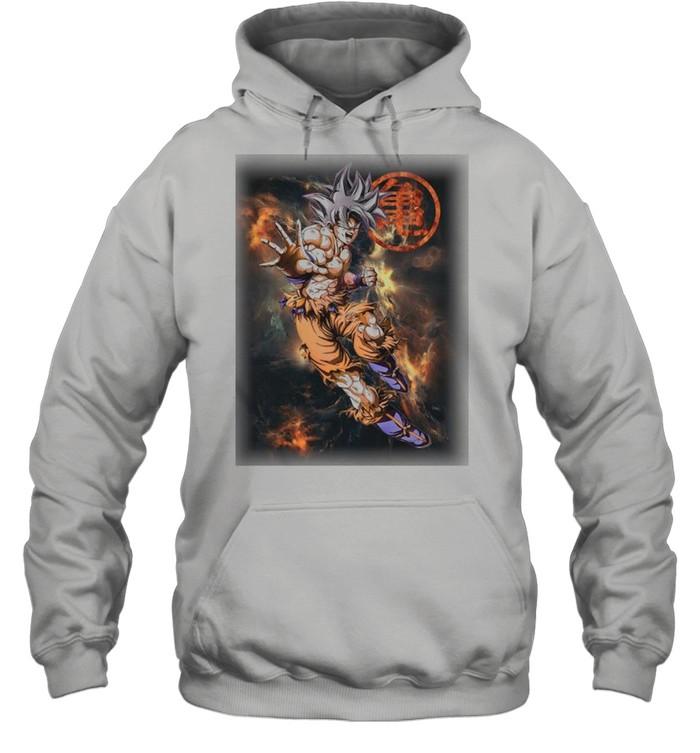 Dragon Ball Z Son Goku shirt Unisex Hoodie