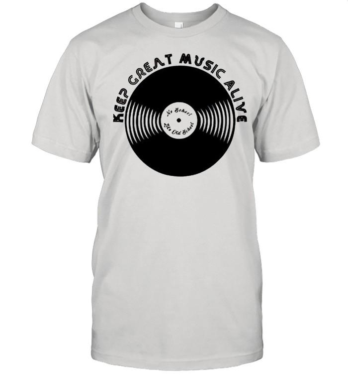 Jamel Aka Jamal keep great music alive shirt Classic Men's T-shirt