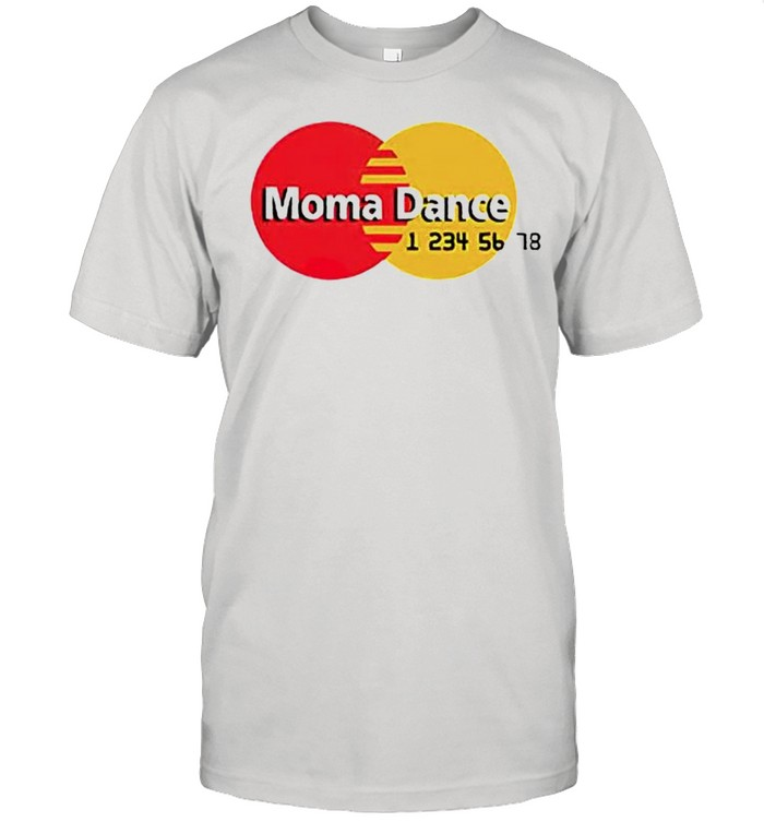 Moma Dance Master Card shirt Classic Men's T-shirt