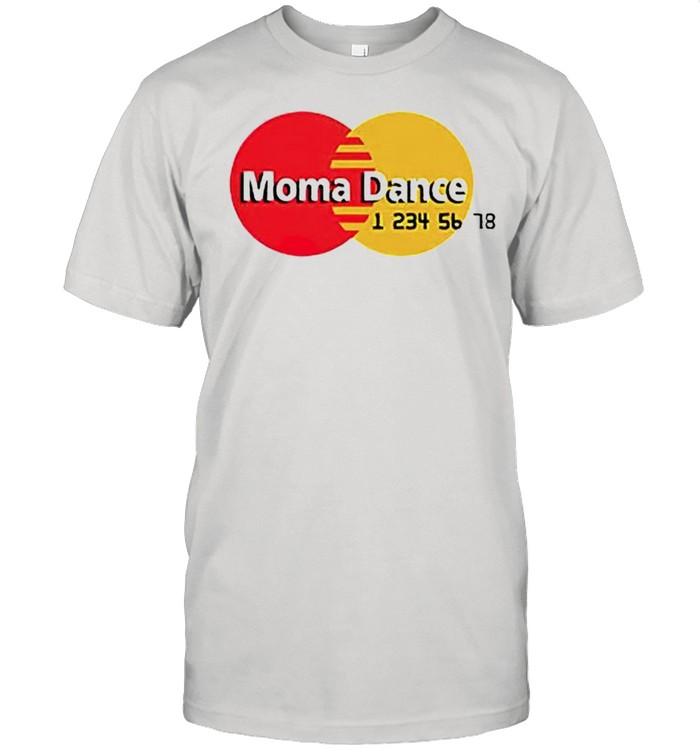 Moma Dance Master Card shirt Classic Men's T-shirt