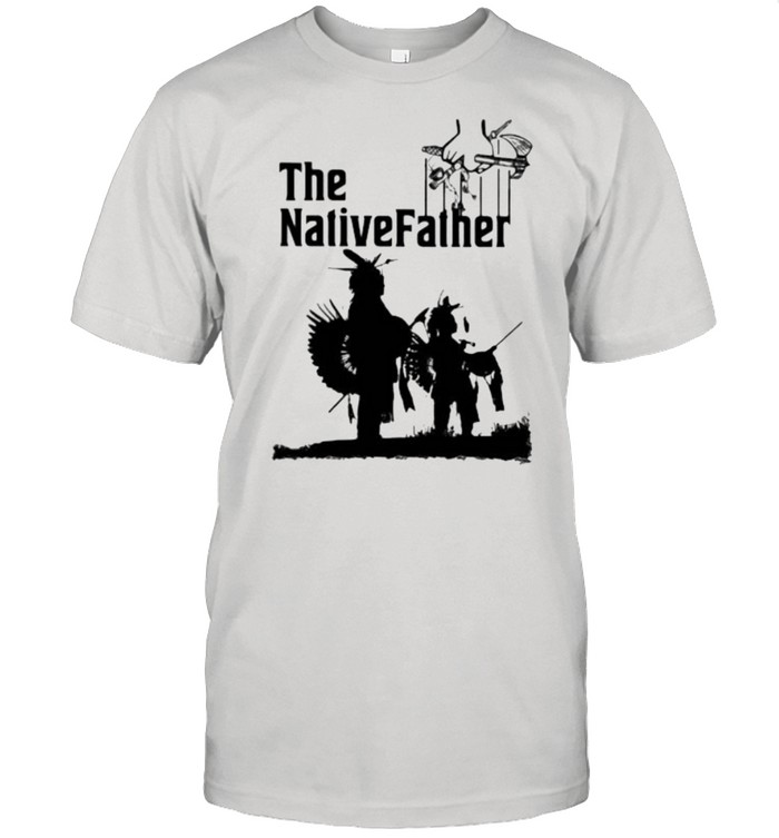 The Native Father  Classic Men's T-shirt