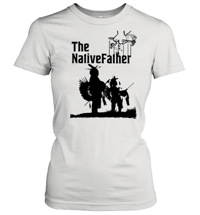 The Native Father Classic Women's T-shirt