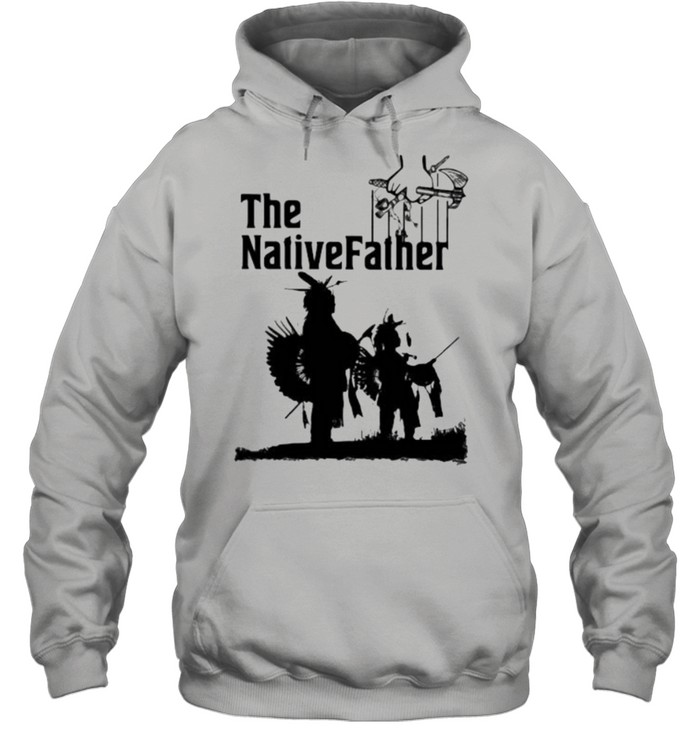 The Native Father Unisex Hoodie