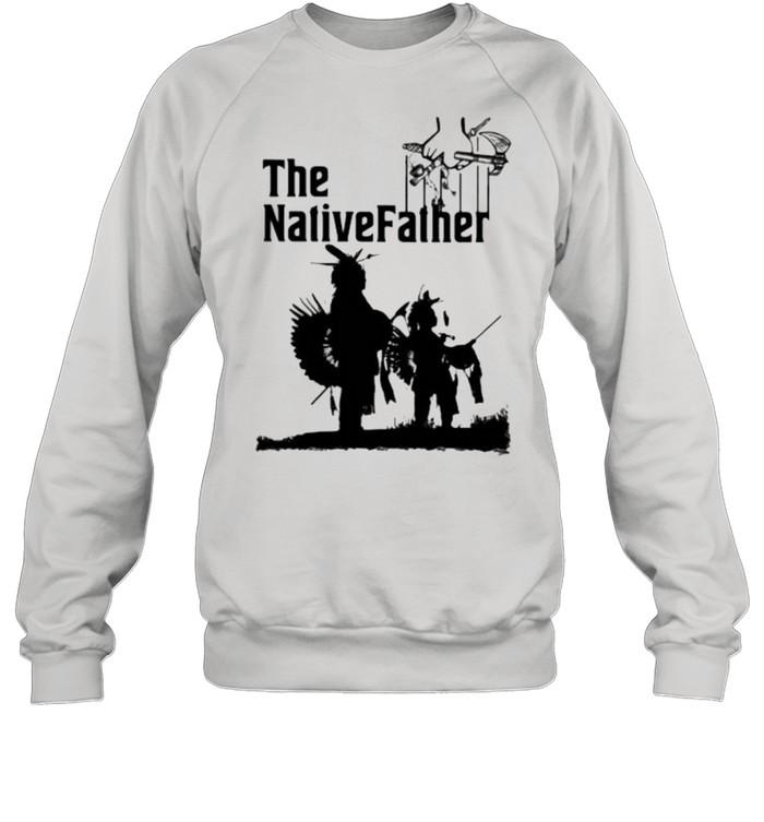 The Native Father Unisex Sweatshirt