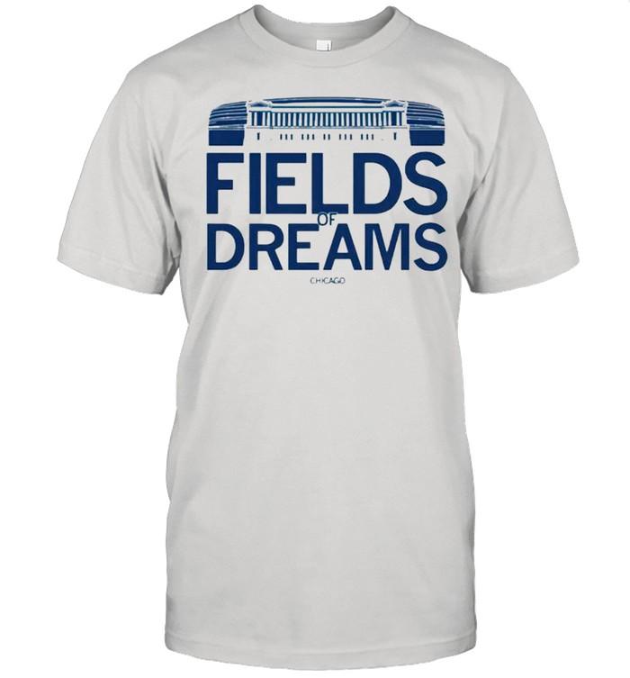 Fields of dreams Chicago shirt Classic Men's T-shirt