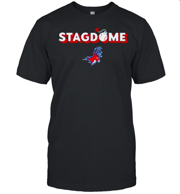 Stagdome The Fairfield Stags shirt Classic Men's T-shirt