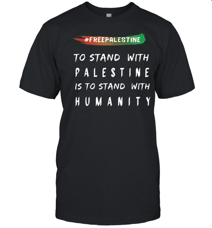 Freepalestine peace for palestine shirt Classic Men's T-shirt