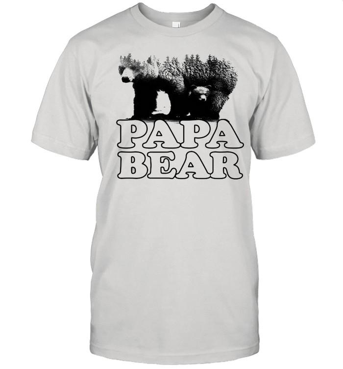 Papa Bear shirt Classic Men's T-shirt