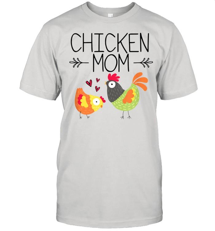 Chicken Mom shirt Classic Men's T-shirt