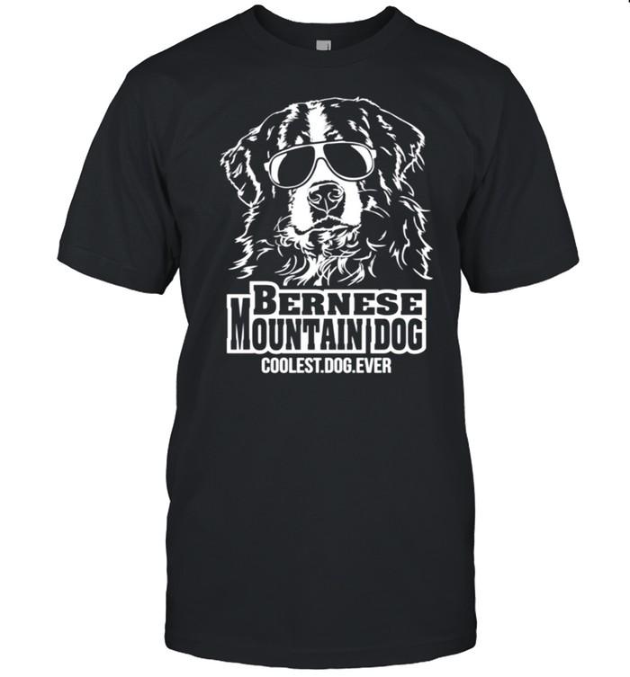 Proud Bernese Mountain Dog coolest dog ever dog saying shirt Classic Men's T-shirt