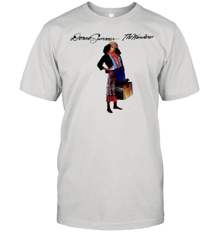 Donna Summer The Wanderer Stylish shirt Classic Men's T-shirt