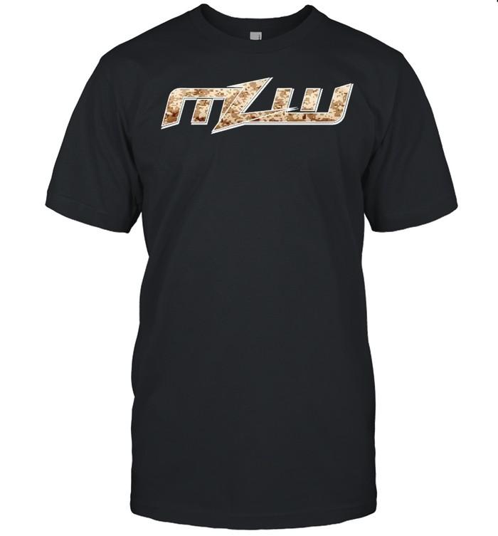 MLW MLW Camo shirt Classic Men's T-shirt