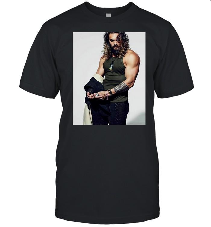 Jasons Momoa T-shirt Classic Men's T-shirt