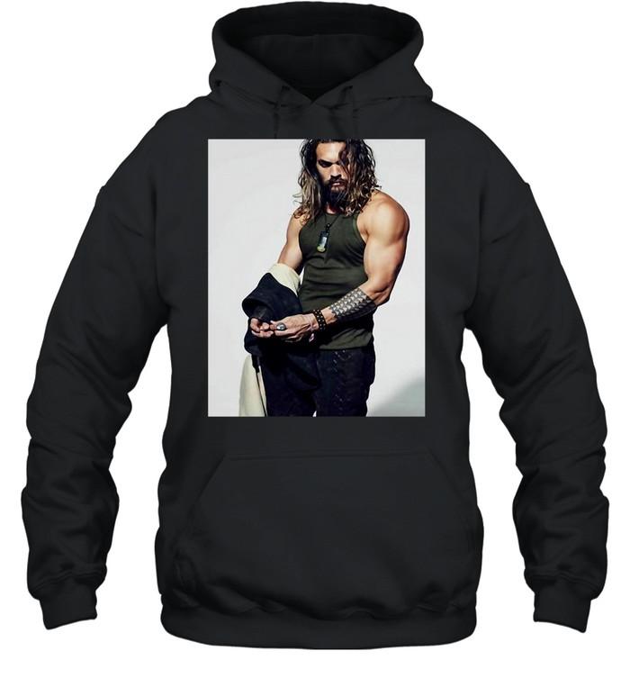 Jasons Momoa T-shirt Unisex Hoodie