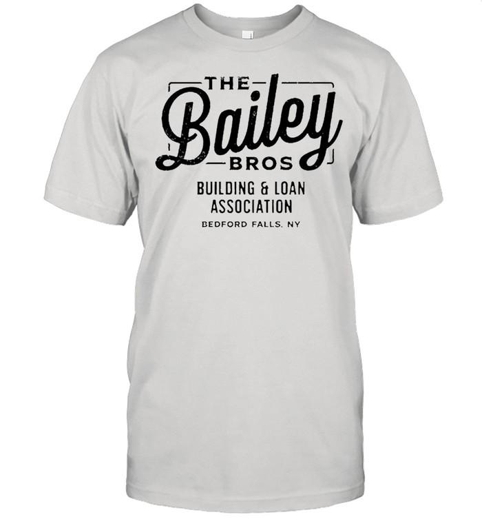 The bailey bros building and loan association shirt Classic Men's T-shirt