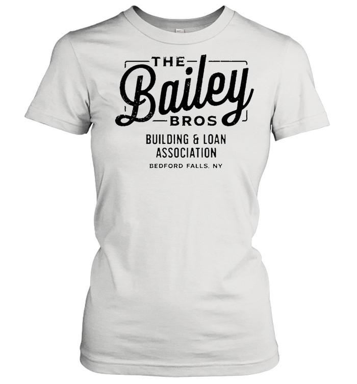 The bailey bros building and loan association shirt Classic Women's T-shirt