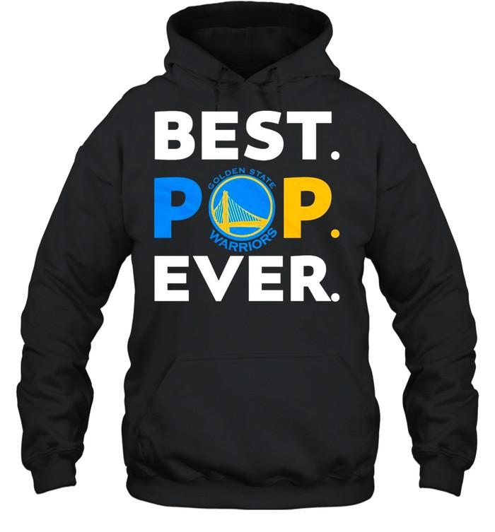 NBA Golden State Warriors Best POP Ever shirt Unisex Hoodie