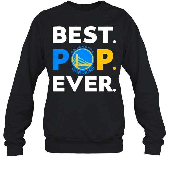 NBA Golden State Warriors Best POP Ever shirt Unisex Sweatshirt