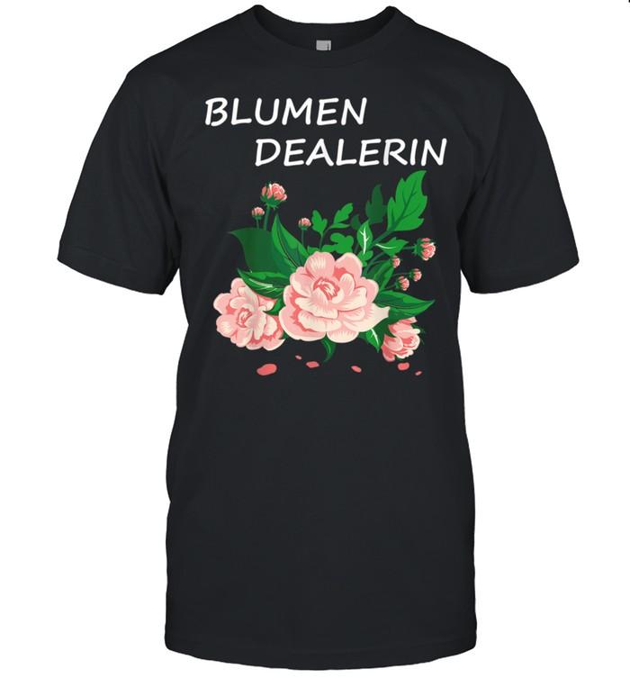 floral dealer,, floristry, birthday, florist shirt Classic Men's T-shirt