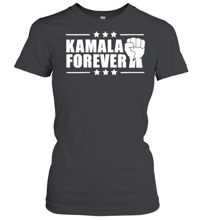 Nice Kamala forever vice president 2020 shirt Classic Women's T-shirt