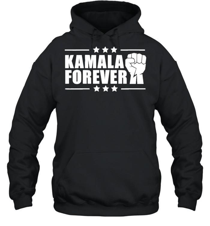 Nice Kamala forever vice president 2020 shirt Unisex Hoodie