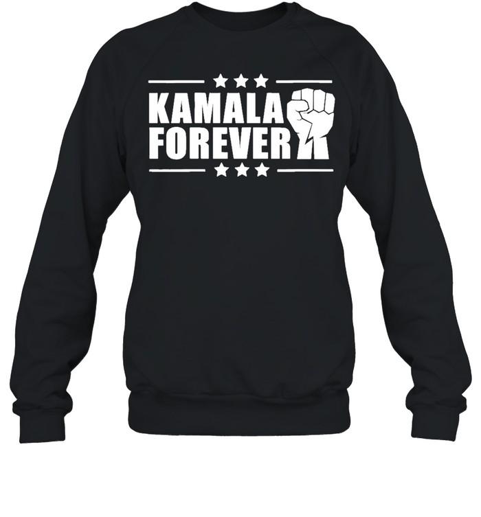 Nice Kamala forever vice president 2020 shirt Unisex Sweatshirt